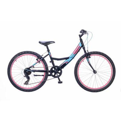 Neuzer Maja 24 6S Gyerek Kerékpár fekete