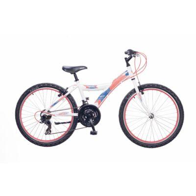 Neuzer Max 24 18S Gyerek Kerékpár fehér