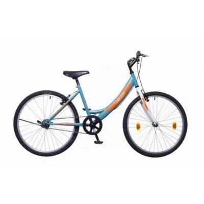 Neuzer Cindy 24 6s Gyerek Kerékpár türkiz/fehér-sárga