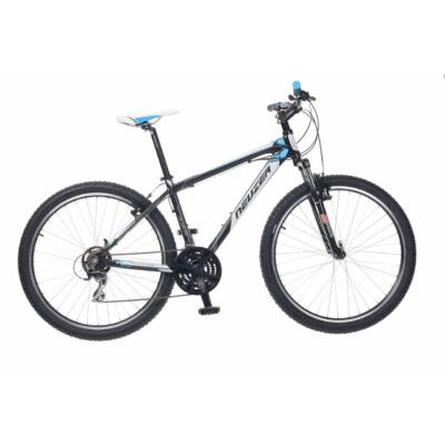 Neuzer Duster Sport Mountain Bike fekete/fehér-cián