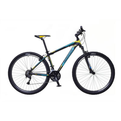 Neuzer Jumbo Sport férfi Mountain Bike fekete/piros-szürke