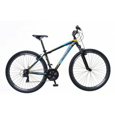 Neuzer Jumbo Hobby férfi Mountain Bike fekete/türkiz-sárga