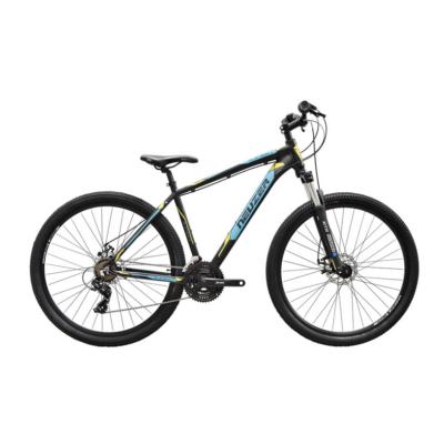 Neuzer Jumbo Hobby Disc férfi Mountain Bike fekete/türkiz-sárga