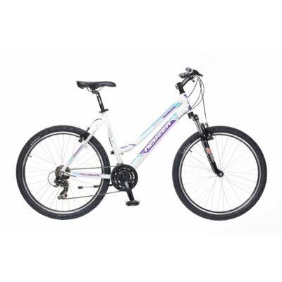Neuzer Mistral 50 női Mountain Bike fehér/lila-cián