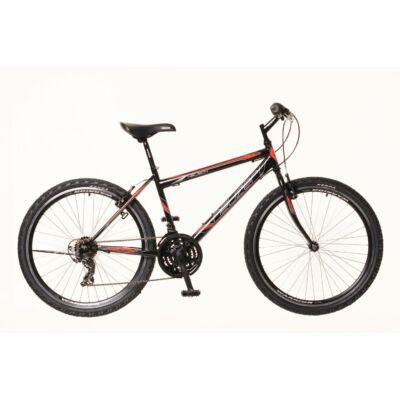 Neuzer Nelson 30 Mountain Bike fekete/piros-szürke