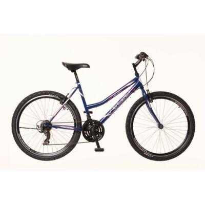 Neuzer Nelson 30 női Mountain Bike sötétkék/fehér-mályva