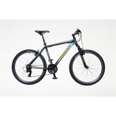 Neuzer Mistral 30 férfi Mountain Bike fekete/ sárga-türkiz
