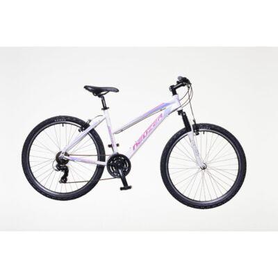 Neuzer Mistral 50 női Mountain Bike fehér/pink-lila