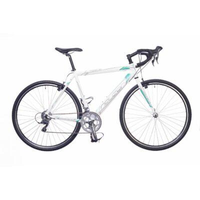 Neuzer Courier CX Országúti Kerékpár fehér/türkiz