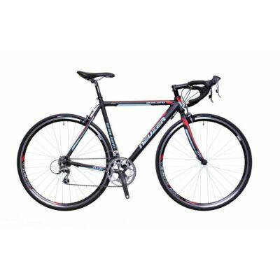 Neuzer Whirlwind 200 Férfi Országúti Kerékpár fekete/fehér-piros