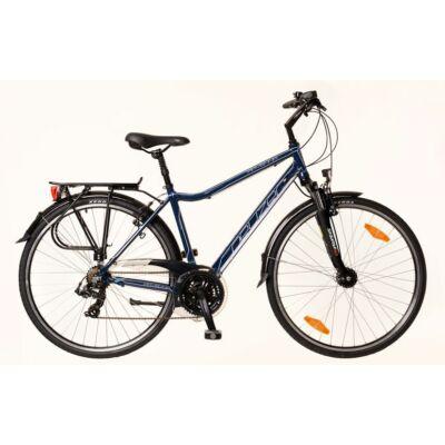 Neuzer Ravenna 100 Trekking Kerékpár navy/fehér-türkiz