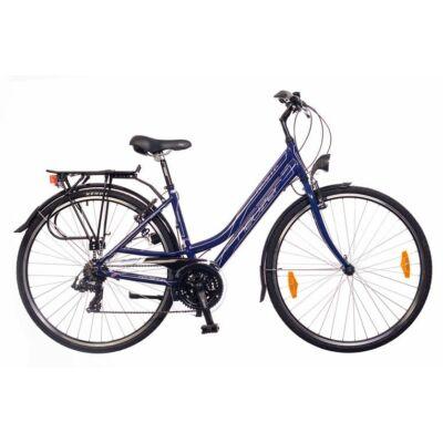 Neuzer Ravenna 50 női Trekking Kerékpár navy/fehér-pink