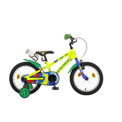 """Polar Junior 14"""" fiú Gyerek Kerékpár dino"""