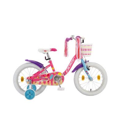 """Polar Junior 18"""" lány Gyerek Kerékpár icecream"""