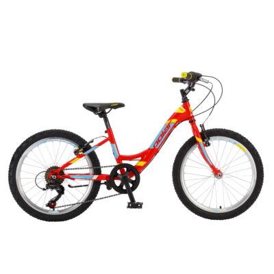 """Polar Modesty 20"""" Gyerek Kerékpár piros"""