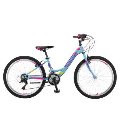 """Polar Modesty LS 24"""" Gyerek Kerékpár türkiz"""