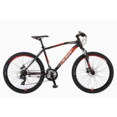 "Polar Wizard 1.0 26"" férfi Mountain Bike fekete-narancs"