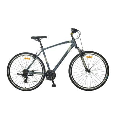 "Polar Forester Comp 28"" férfi Cross Kerékpár antracit-szürke"