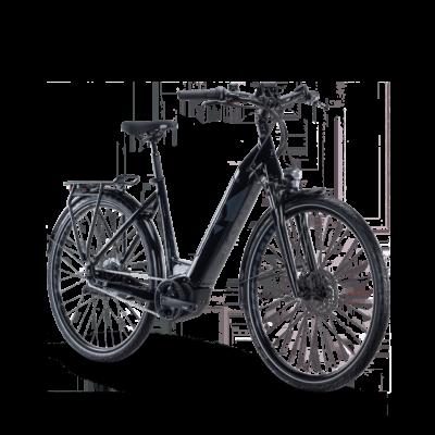 "Raymon CityRay E 7.0 CB 26"" 2021 női E-bike fekete"