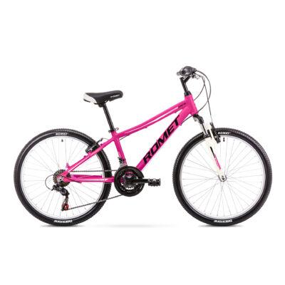 ROMET JOLENE 24 2019 Gyerek Kerékpár pink-fehér