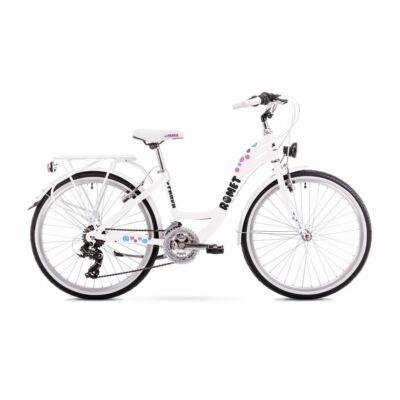 ROMET PANDA 24 2019 Gyerek Kerékpár fehér