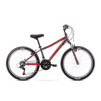 ROMET RAMBLER 24 2019 Gyerek Kerékpár piros