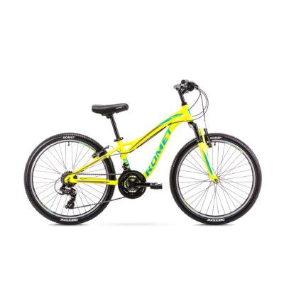 ROMET RAMBLER FIT 24 2019 Gyerek Kerékpár élénkzöld