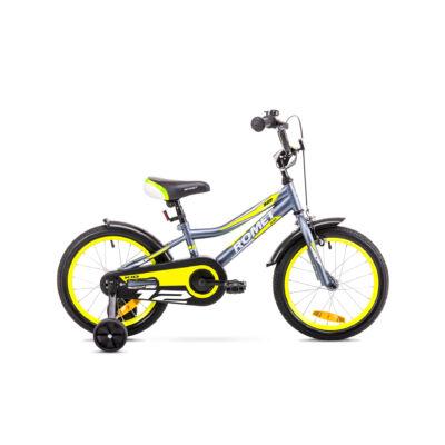 ROMET TOM 12 2019 Gyerek Kerékpár grafit-sárga