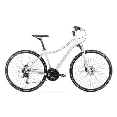 ROMET ORKAN 4 2020 női Cross Kerékpár fehér