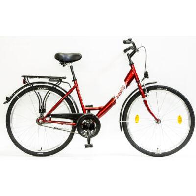 Schwinncsepel BUDAPEST A 26/17 GR 2017 női City Kerékpár piros