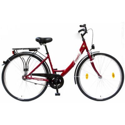 Schwinncsepel BUDAPEST A 28/17 GR 2017 Női City Kerékpár piros