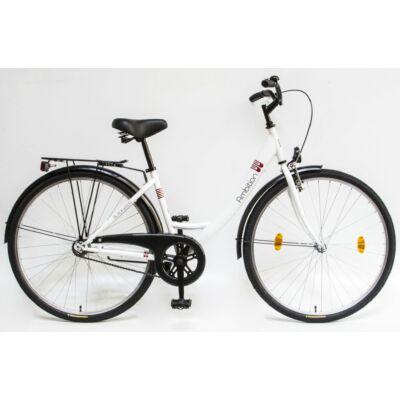 Schwinncsepel Blackwood Ambition 28/17 Gr 2019 Női City Kerékpár fehér