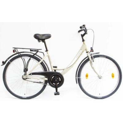 Schwinncsepel BUDAPEST A 26/17 GR 2020 női City Kerékpár drapp