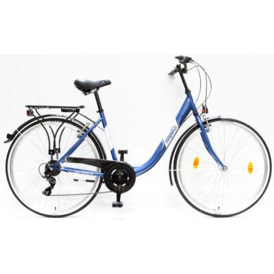 Schwinncsepel BUDAPEST B 26/18 7SP 16 női City Kerékpár sötétkék