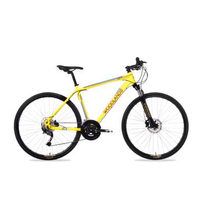 Schwinncsepel WOODLANDS CROSS 700C 2.1 27SP férfi Cross Kerékpár sárga