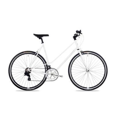 Schwinncsepel Torpedo 3* 28/570 17 női Fitness Kerékpár fehér