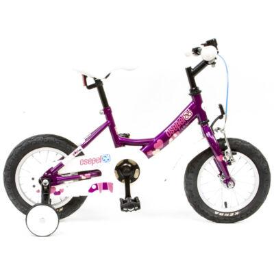 Schwinncsepel LILY 12 GR 17 Gyerek Kerékpár lila