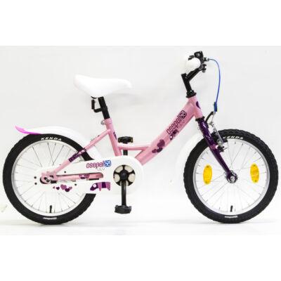 Schwinncsepel LILY 16 GR 17 Gyerek Kerékpár rózsaszín