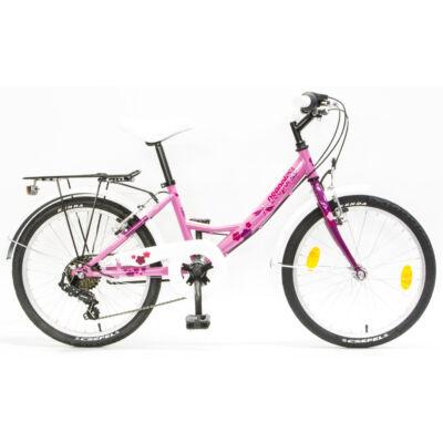 Schwinncsepel FLORA 20 6SP 17 rózsaszín