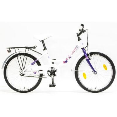 Schwinncsepel HAWAII 20 GR 17 Gyerek Kerékpár fehér-lila