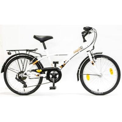 Schwinncsepel MUSTANG 20 6SP 17 Gyerek Kerékpár fehér