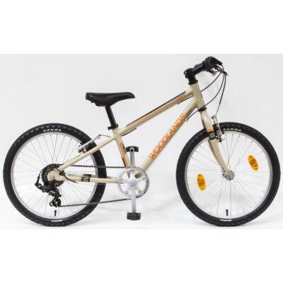 Schwinncsepel WOODLANDS ZERO 20 6SP 18 ALU Gyerek Kerékpár homok