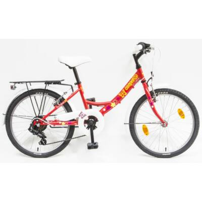 Schwinncsepel FLORA 20 6SP 20 Gyerek Kerékpár piros