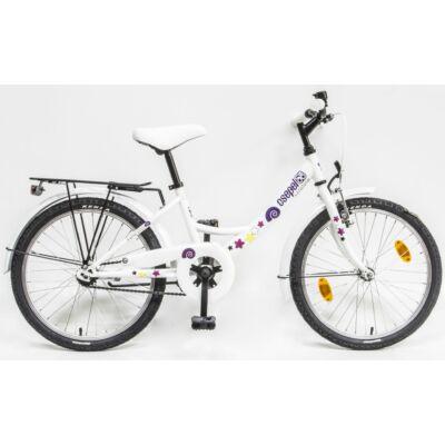 Schwinncsepel HAWAII 20 GR 20 Gyerek Kerékpár fehér