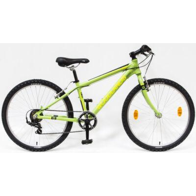 Schwinncsepel WOODLANDS ZERO 24 6SP 18 ALU Gyerek Kerékpár zöld