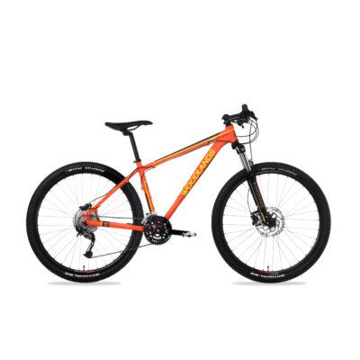 Schwinncsepel WOODLANDS PRO 27,5 MTB 2.1 27SP férfi Mountain Bike narancs
