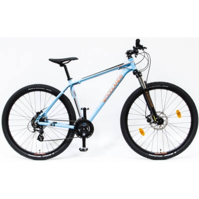 Schwinncsepel WOODLANDS PRO 29 MTB 1.1 21SP férfi Mountain Bike világoskék