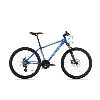 "Schwinncsepel WOODLANDS PRO 26"" MTB 1.1 21SP férfi Mountain Bike kék"