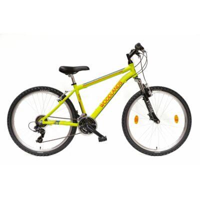 Schwinncsepel MAGNUM ALU 26/19 21SP 20 férfi Mountain Bike zöld