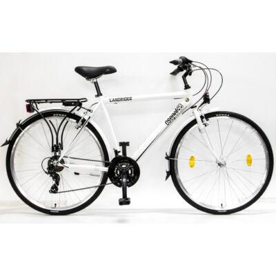 Schwinncsepel LANDRIDER 28/19 FFI 21S 2017 férfi Trekking Kerékpár fehér